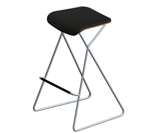 Product: Tide Low and High Bar/ Café Stool