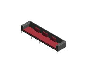 Product: Vale Modular Sofa L Shape Scenarios