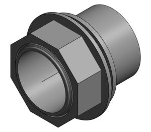 Product: ABS - Tank Connector