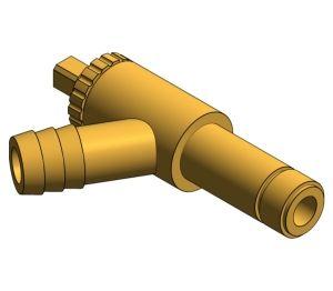 Product: PolyFit Spigot Draincock Brass