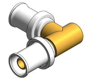 Product: PolySure - Brass - Elbows