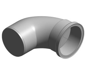 Product: Ring Seal Soil - SKT-SPGT Bend 87.5°