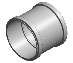 Product: Ring Seal Soil - Slip Coupler