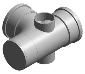 Product: Ring Seal Soil - Swept Junction 87.5°