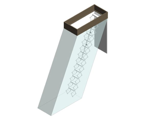 BIM, Store, Revit, Component, Object, Model, Premier, Loft, Ladders, Supreme, Wall, Ceiling