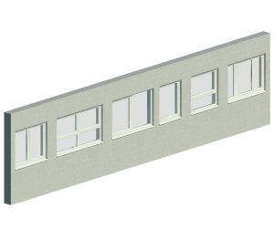 Product: Fully Reversible 70mm Window System