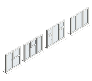 Product: Optima Casement Windows