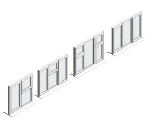 Product: Optima Casement Window