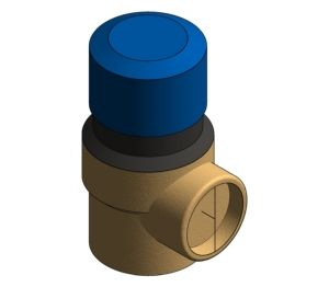 Product: 102 Series Potable Water Pressure Relief Valve