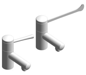 Product: Caremix Prime S3 Monobloc Thermostatic Tap