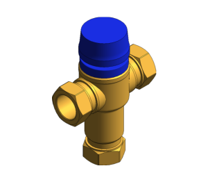 Product: Heatguard Tempering Valve