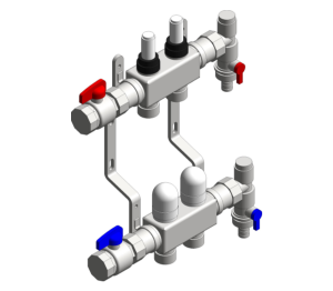 Product: Stainless Steel UFH Manifold