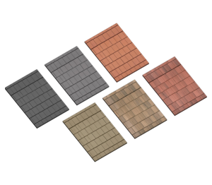 Russell Roof Tiles Free Revit Families Amp Other Bim Objects