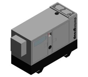 Product: Powerhouse Diesel Generator (10 - 248 kVA)