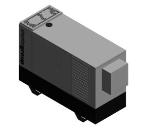 Product: Powerhouse Diesel Generator (220 - 1650 kVA)
