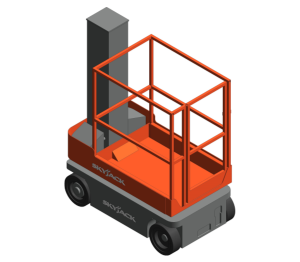 Product: SKYJACK - Access Platform - SJ12