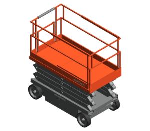 Product: SKYJACK - Access Platform - SJ4632
