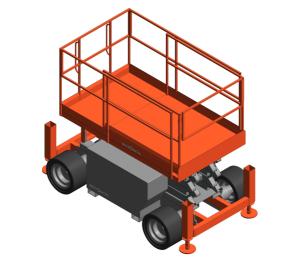Product: SKYJACK - Access Platform - SJ6832