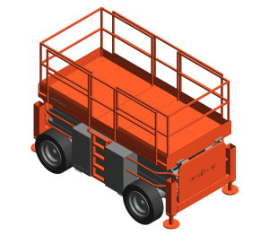 Product: SKYJACK - Access Platform - SJ8831-SJ8841RT