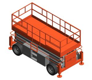 Product: SKYJACK - Access Platform - SJ9241-SJ9250RT