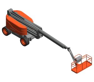 Product: SKYJACK - Articulating Boom - SJ85AJ