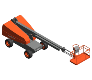 Product: SKYJACK - Telescopic Boom - SJ45T