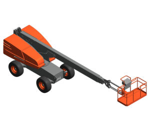 Product: SKYJACK - Telescopic Boom - SJ66T