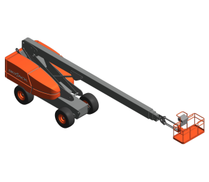 Product: SKYJACK - Telescopic Boom - SJ86T
