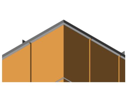 Bim,content,object,component,BIM, Store, Revit,original,high,quality, Sotech,Optima,TFC,Through,Cassette,Fix,Rainscreen,Cladding,System,External,Facade,Carrier,Panel,Interior,Versitile,Exterior,Covering