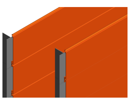 Bim,content,object,component,BIM, Store, Revit,original,high,quality, Sotech,Optima,XPC,Extruded,Plank,Rainscreen,Cladding,System,External,Facade,flat,face,module,castellated,extruded,aluminium,Carrier,Panel,Interior,Versitile,Exterior,Covering,225mm,2mm, closed, 10mm, open, joint,horizontal