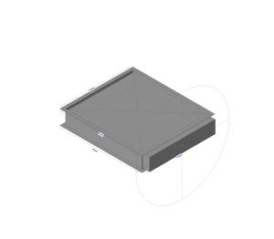 Product: Electric Coil Heat Exchanger - Rectangular Range