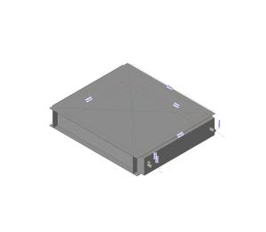 Product: Enclosed DX Coil Heat Exchanger Range