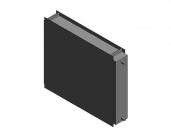 Enclosed Coil Heat Exchanger