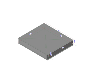 Product: Standard Condenser Coil Heat Exchanger Range