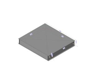 Product: Standard Water Coil Heat Exchanger Range