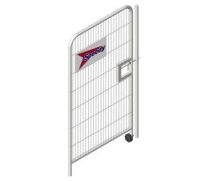 Product: Speedy Actavo - Pedestrian Gate