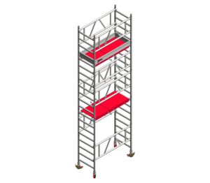 Product: Speedy - Aluminium Tower - Mi Tower Plus