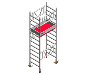 Product: Speedy - Aluminium Tower - Mi Tower