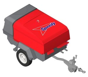 Product: Speedy Doosan - 74/1 Compressor