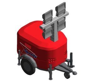 Product: Speedy Generac Towerlight - VB9 New