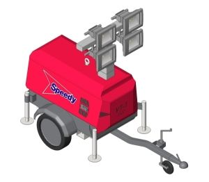Product: Speedy Generac Towerlight - VT1 ECO