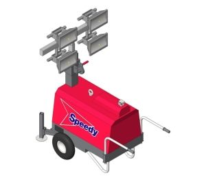 Product: Speedy Generac Towerlight - VT2