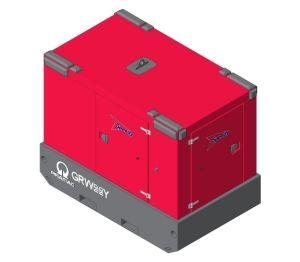 Product: Speedy Pramac Generator - GRW22Y, GRW35Y, GRW50Y