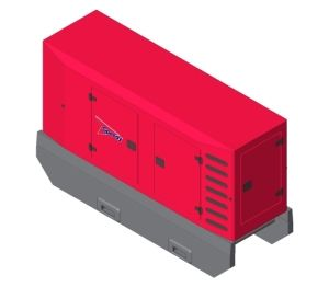 Product: Speedy SDMO Generator - R165 R220 C3 Canopy M3226