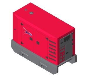 Product: Speedy SDMO Generator - R66 C3 Canopy M3128