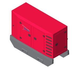 Product: Speedy SDMO Generator - R90 R110 R135  C3 Canopy M3129