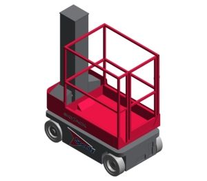 Product: Speedy SKYJACK - Access Platform - SJ12