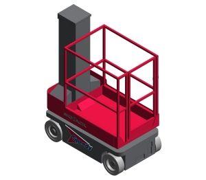 Product: Speedy SKYJACK - Access Platform - SJ16