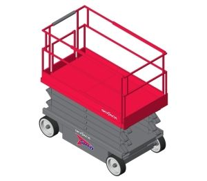Product: Speedy SKYJACK - Access Platform - SJ4632