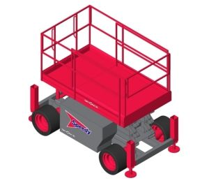 Product: Speedy SKYJACK - Access Platform - SJ6832